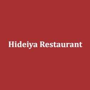 hideiya-restaurant